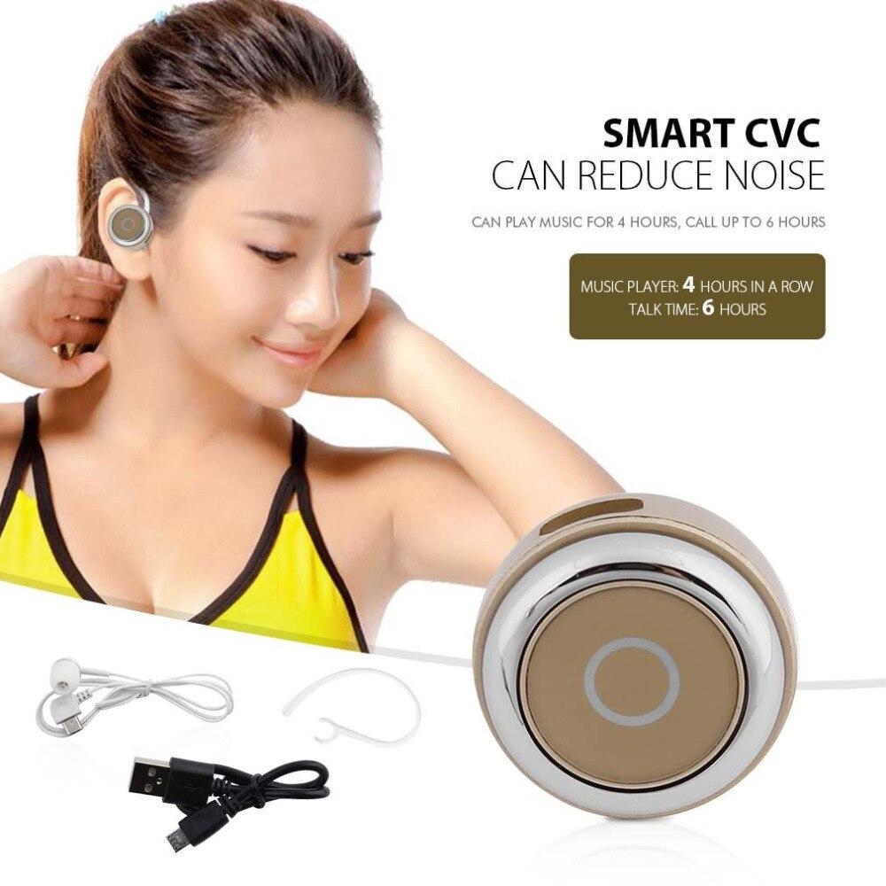 High Quality Mini Wireless Bluetooth Earphone Q3 Ear Hook Stereo Headphone Voice Control Headset for Mobile Phone Tablet PC 6 colors mini wireless bluetooth v4 0 earphone q3 in ear stereo voice control earphone call music
