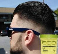 Eco hair styling gel olive oil olive oil hair styling wax gel paste glue