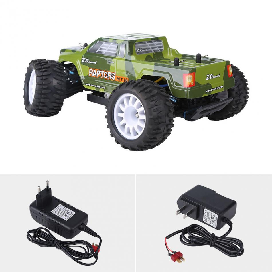 2Types 2.4GHz RC Car Remote Control Toys For Boys Four-Wheel Drive Brushless Car 1:16 RC Models Toy