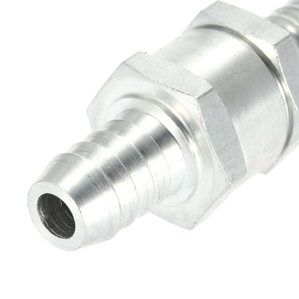 KKmoon 12mm Fuel One Way Valve Petrol Diesel Non Return Check Valve for Carburettor Low Pressure Ruel Systems