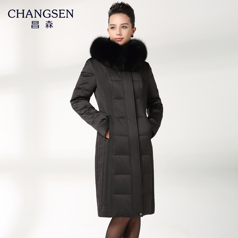2015 New Hot Thicken Warm Woman Down jacket Coat Parkas Outerwear Hooded Fox Fur collar Long Plus Size 4XXXXL White Goose Down 2015 new hot winter thicken warm woman down jacket coat parkas outerwear hooded fox fur collar luxury long plus size 2xxl goose