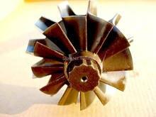 K27タービンホイールサイズ64ミリメートル* 76ミリメートル、用ターボ交換サプライヤーによるaaaターボチャージャー部品wheel replacementwheels wheelwheels for