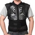 Al aire libre de la motocicleta moto motocross racing pecho espalda protector gear motocross racing body armor chaqueta deporte guardia de protección