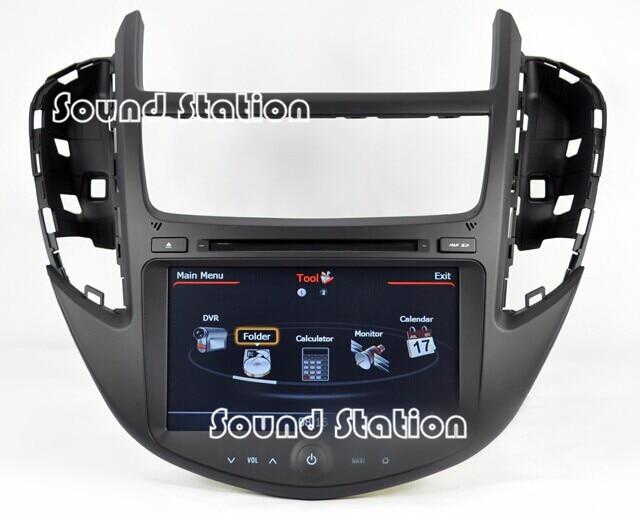 Trax Autoradio Radio For Chevrolet Trax 2013 2014 Car Radio Touch