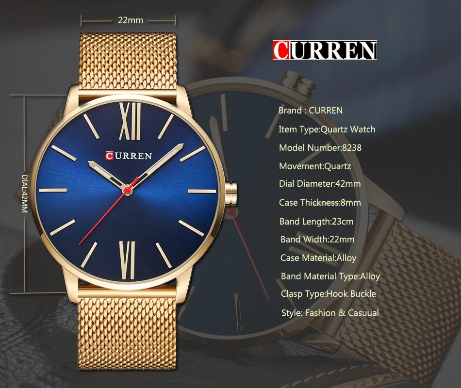 HTB1.PJfRpXXXXctXXXXq6xXFXXXz - CURREN Luxury Stainless Steel Business Watch for Men