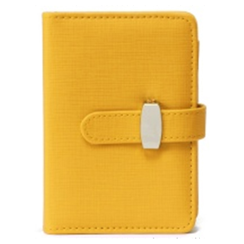 PU leather calendar agenda journals planner organizer, daily planner notebook, notebook cover, b5 diary Yellow great source notepad 9 rings binder leather cover b5 notebook 2019 calendar planner agenda