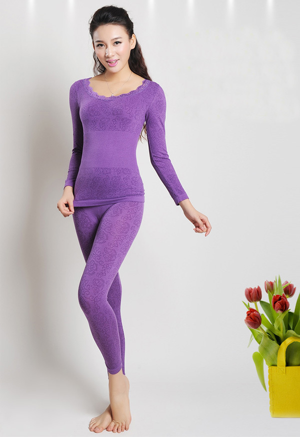 Online Buy Wholesale women's cotton long underwear from China ...