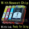 4PK 920 920XL Ink Compatible for HP 920 920XL 6500a 6000 6500 7000 7500A Ink Printer E190