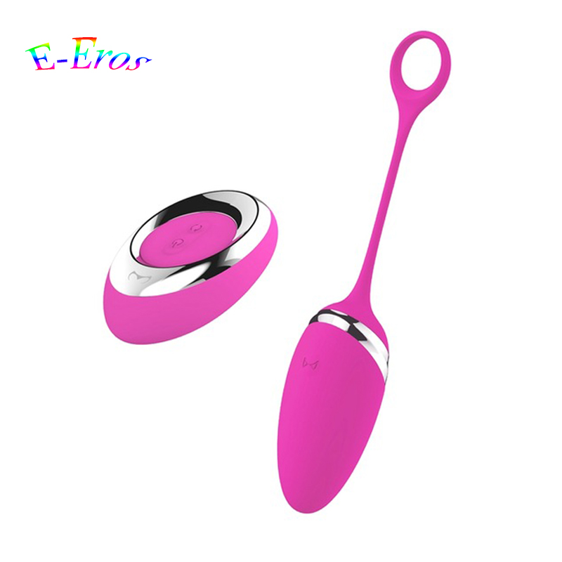 ORISSI 12 Speed Vibrating Eggs Female Vaginal Tighten Exercise Smart Love Ball Remote Control Jump Eggs Sex Toy for Women new 12 speed vibrating eggs female vaginal tighten exercise smart love ball remote control jump eggs sex toy for women