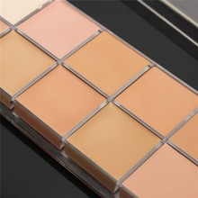 12 Colors Concealer Makeup Palette Contour Neutral Whitening Cream Face Primer Cosmetics Beauty DIY Tools