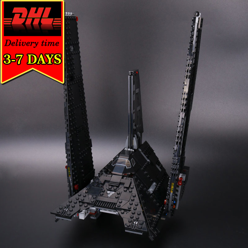 DHL LEPIN 05049 The Fighting Star Shuttle Building Blocks Model Set Compatible Bricks Educational Toy Military War Children Kids bela building blocks guardians of the galaxy groot rocket star space war set diy bricks toy compatible with superheroes