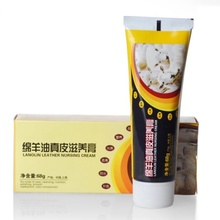 Sheep Oil Leather Nourishing Cream Safe Non-Toxic Animal Fat Renovate Color Clear Mirror Shine For Shoes