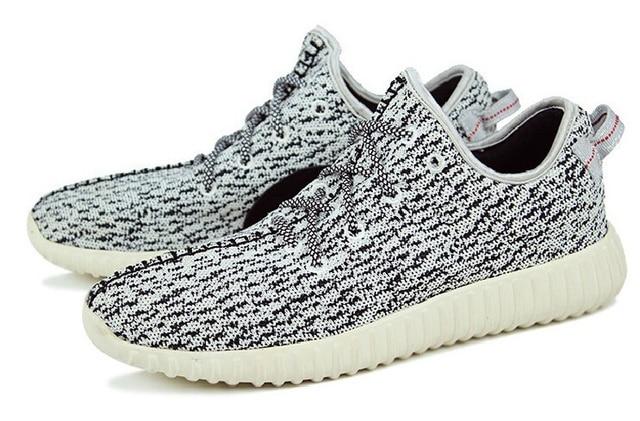 Aliexpress.com : Buy Original men's sneakers Knitted mesh famous ...