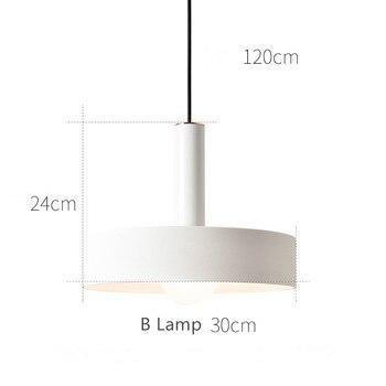 Nordic Ristorante Lampadario Lampada Cafe Danese Del Progettista Semplice Postmoderno Lampada Loft Creativo Negozio Di Abbigliamento Lampada Di Trasporto Libero