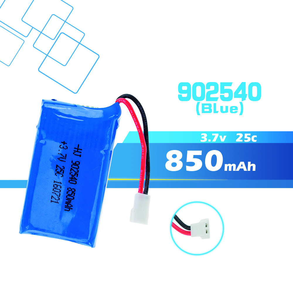 <font><b>3.7V</b></font> <font><b>850mAh</b></font> upgrade Syma X5C rc <font><b>Lipo</b></font> <font><b>battery</b></font> for syma x5 x5sw x5sc cx30 cx30w Helicopter Quadcopter drone part image