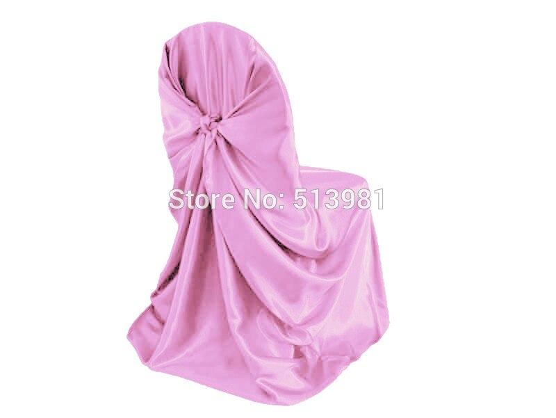 Online Get Cheap Pink Chair Covers Aliexpress Com