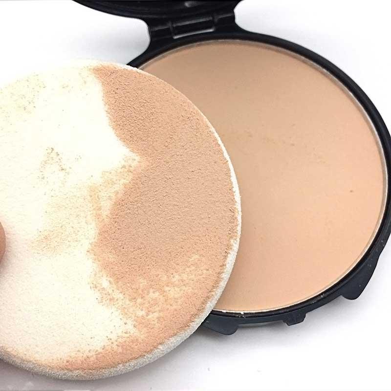 Mineral facial powder and cosmetics