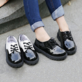 Boys Shoes Fashion Spring Autumn Leather loafers Shoes Girls boys wedding shoes Flats Children Kids Casual Sneakers black 21-36