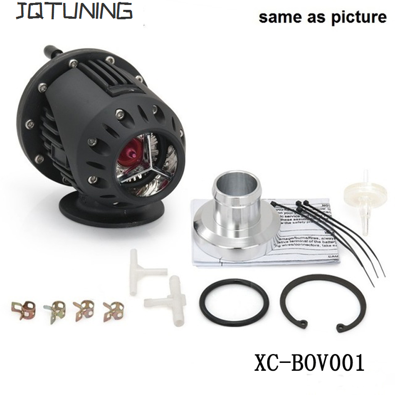 JQTUNING-Universal SQV SSQV Bov Turbo High Quality Blow Off Valve Bov With Adapter Flange IV 4 XC-BOV001