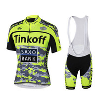 2016 Sport Cycling Jersey Bike Ciclismo Bicycle Bicicleta Ropa Maillot Mtb Clothing Roupas Clothes Camisetas Tinkoff