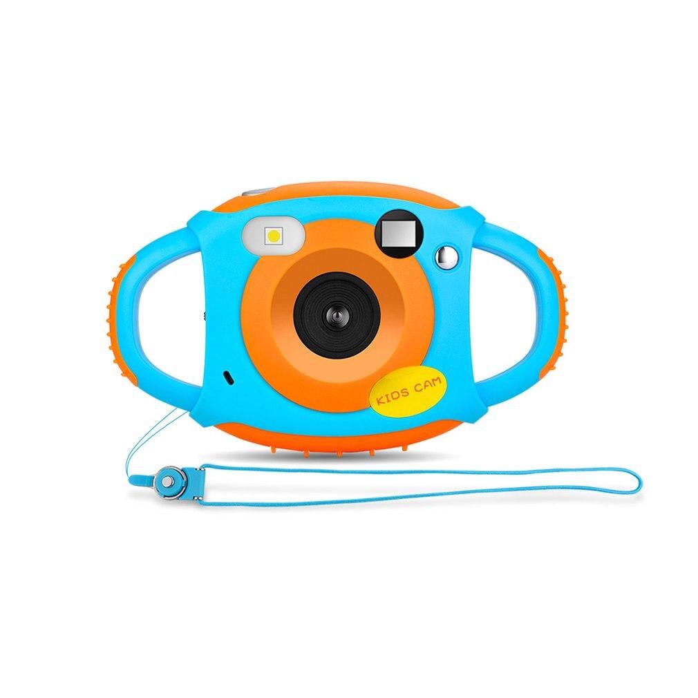 Appareil Photo pour enfants multi-fonction photographie numérique dessin animé appareil Photo Dv caméra de sport pour enfants cadeau d'anniversaire