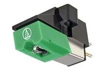 AT95E A Doppio Magnete Phono Giradischi Cartuccia Stilo Ago