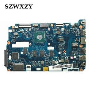 Original For lenovo ideapad 110-15IBR Laptop Motherboard with SR2KN N3060 Processor 4GB RAM 5B20L77440 CG520 NM-A804