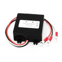12/24V Lead Acid Battery charger Regulators HA01 Battery Voltage Equalizer balancer Connected series Solar Panels cell 5 10 PCS