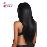 Peruvian Straight Hair Ms Cat Hair Natural Color 100 Human Hair Weaving Free Shipping