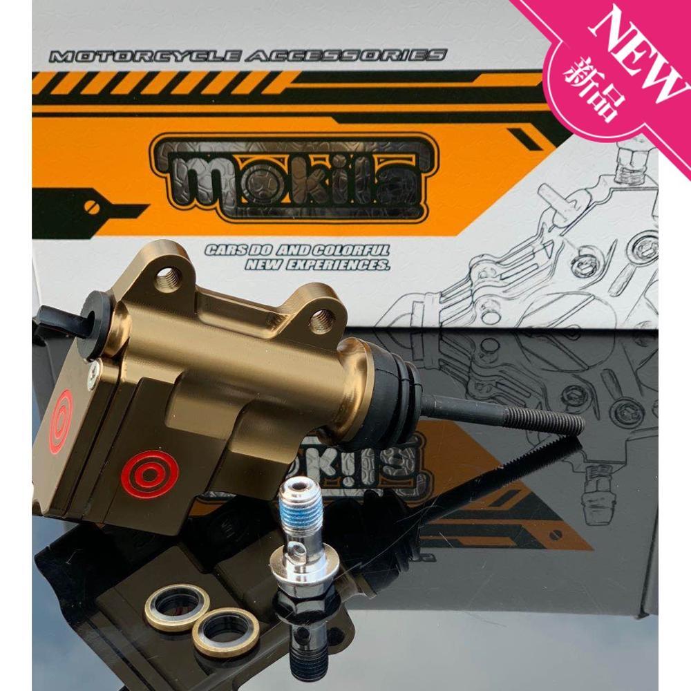 Universal Motorcycle Modification Accessories Motorcycle Rear Brake Master Cylinder Brake Pump 13mm Piston