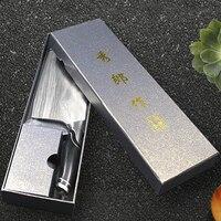 German Stainless Steel Sashimi Sashayed Salmon Sushi Knife Fillet Knives Kitchen Fish Slicing Cooking Knife Free