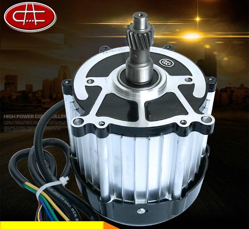 Dc48v/60ボルト3200 rpm 750ワット小さなdc磁気ブラシレスモーター/差動モーター/電動スクーターモーター  グループ上の 家のリフォーム からの DCモーター の中 1