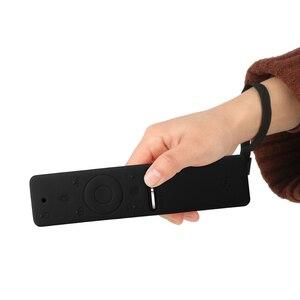 Image 4 - SIKAI Remote case for Samsung smart TV remote BN59 01241A BN59 01260A BN59 01266A Silicone Cover for Samsung Remote control case