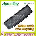 R468 apexway 6600 mah batería del ordenador portátil para samsung aa-pb2nc3b aa-pb4nc6b/e aa-pb6nc6b aa-aa-pl2nc9b aa-pb2nc6b aa-pb2nc6b/e aa-pb4nc6b