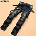 Fashion new jeans men casual hip hop rock vintage pantalones vaqueros hombre marce plus size denim mens pants biker true MYA0093