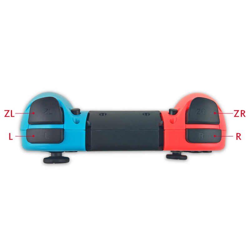 Voor NS Console Draadloze Bluetooth gamepad Joycon Handgreep controller Gaming Joystick voor Nintend Switch Console Accessoires