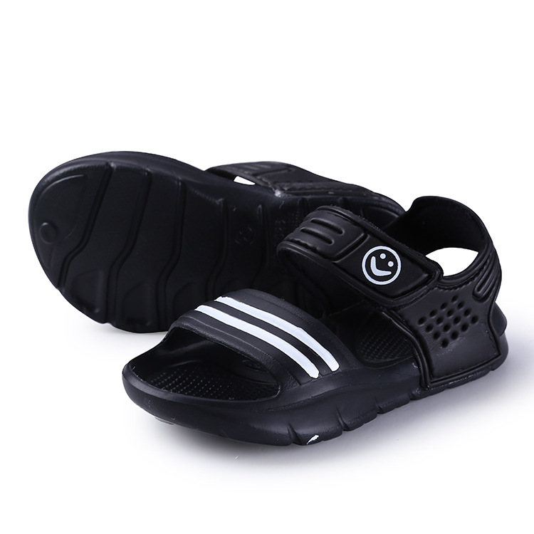 Pudcoco Boys Girls Kids Children Sandals Child Summer Beach Casual Walking Summer Cool Sandals Shoes
