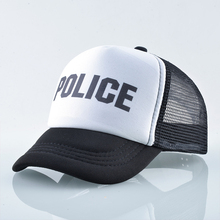 2019 child police hat new childrens fashion men and women baby popular hip hop baseball cap