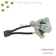 TLPLW11 استبدال مصباح العارية لتوشيبا TLP X2000 TLP X2000U TLP X2500 TLP X2500A TLP XC2500 TLP X2500U الكشافات