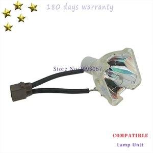 Image 1 - TLPLW11 החלפה חשופה מנורת עבור TOSHIBA TLP X2000 TLP X2000U TLP X2500 TLP X2500A TLP XC2500 TLP X2500U מקרנים