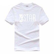 2017 nueva estrella verano hombres Camiseta de manga corta 100% algodón  camiseta moda hip hop. 16 colores disponibles 33a35c677c8