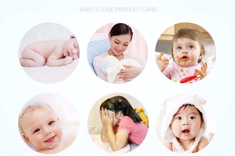 Square Cotton Cartoon Baby Bath Towel (9)