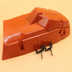 Image 5 - Top Engine Cylinder Shroud & Air Filter Cover Clips For HUSQVARNA 365 362 371 372 Chainsaw Spare Parts