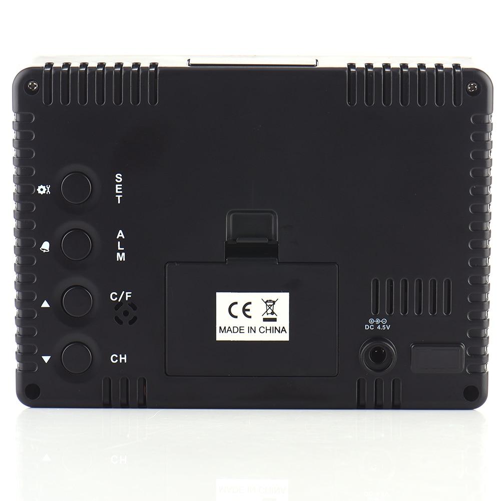 مراقبة الرقمية الهواء DCF77 9