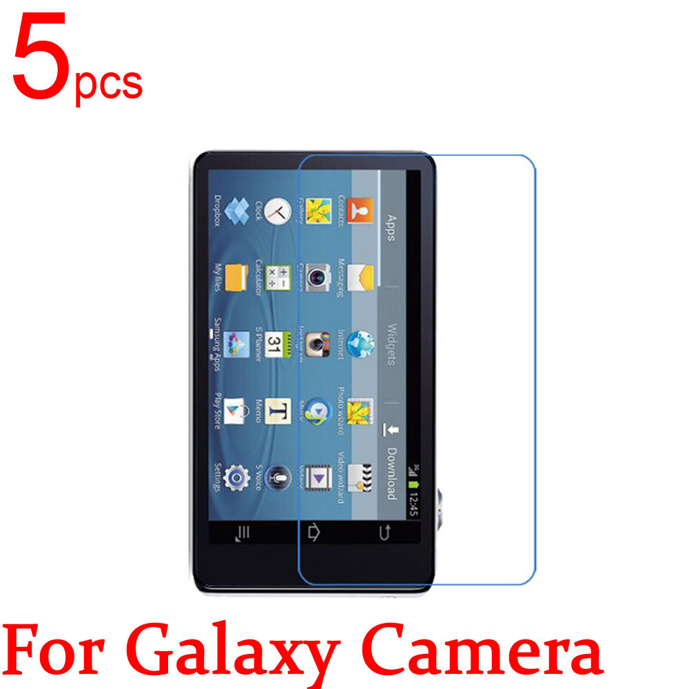 5pcs glossy/Matte/Nano anti-Explosion LCD Screen Protector Film Cover For Samsung Galaxy Camera EK-GC100 GC110 Protective Film