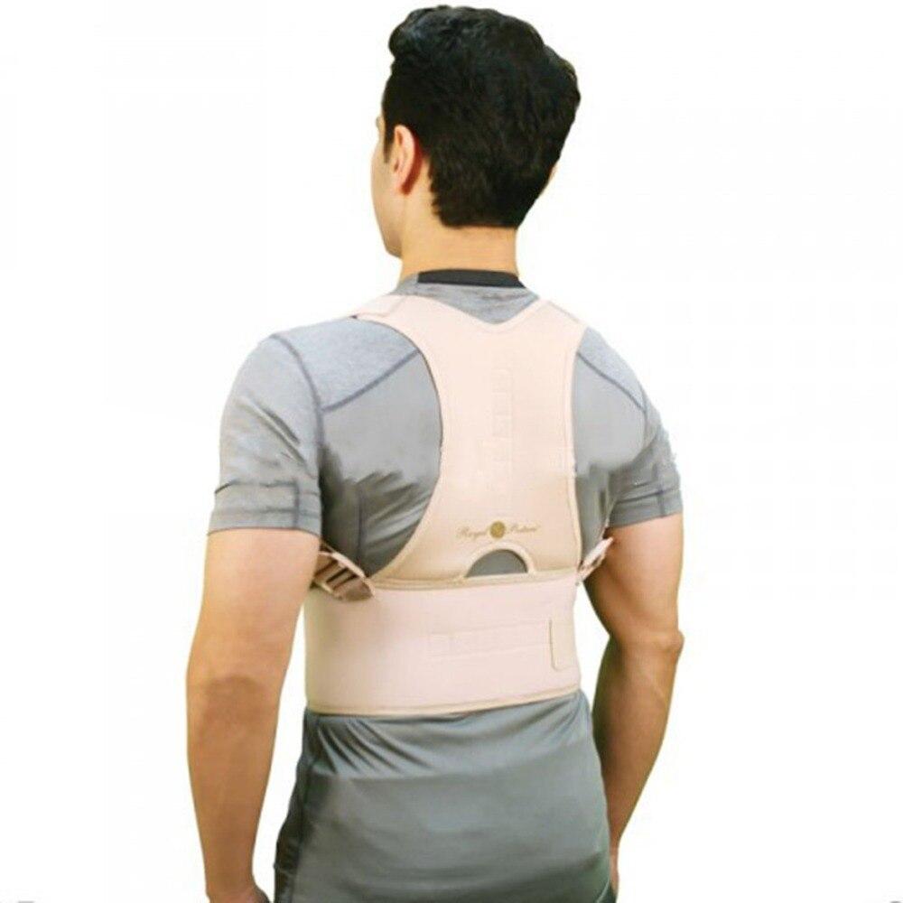 Desgaste da Coluna Espartilho Ajustável Magnetic Postura Ombro