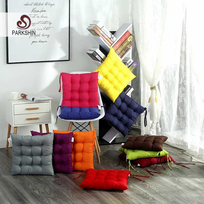 Parkshin 40X40 Cm Kursi Belakang Bantal Kursi Sofa Tempat Tidur Bantal Dekorasi Nordic Dewasa Anak Hadiah Bantal Kursi tekstil Rumah