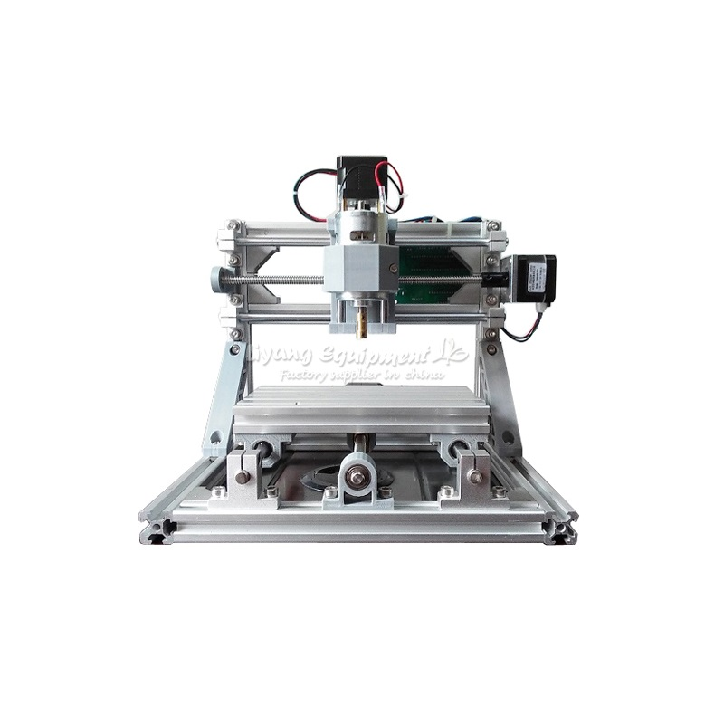 Disassembled Pack Mini CNC 1610 With 500MW 2500mw Laser CNC Engraving Machine Pcb Milling Machine Wood