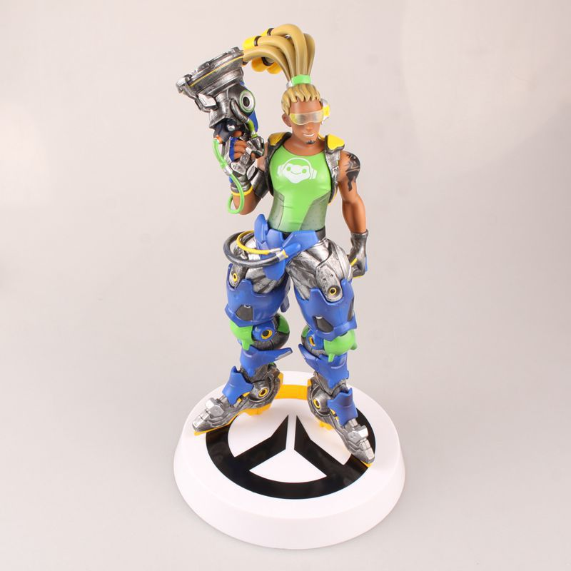 Free Shipping 11 Hot Game Hero Lucio Boxed 28cm PVC Action Figure Collection Model Doll Toy Gift free shipping super big size 12 super mario with star action figure display collection model toy