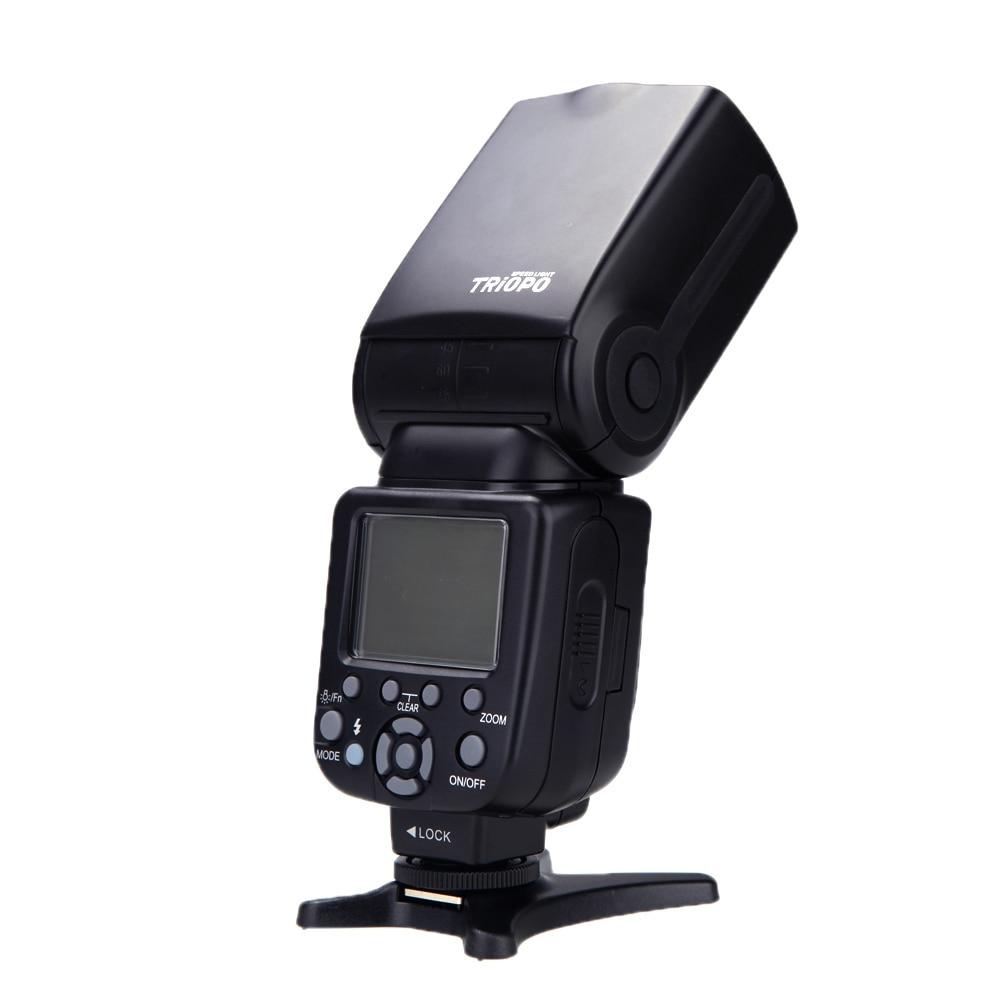TRIOPO TR-586EX N Wireless Flash TTL Speedlite For Nikon D750 D800 D600 D700 D610 D7100 D7000 As YONGNUO YN-568EX